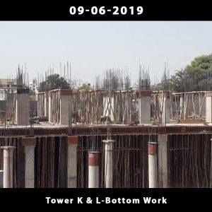 Tower K & L-Bottom Work