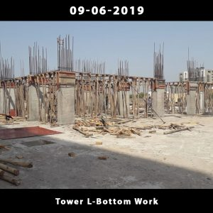 Tower L-Bottom Work