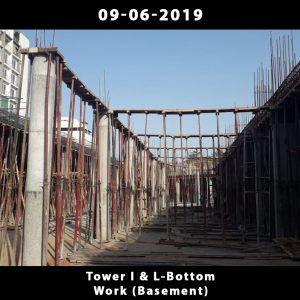 Tower I & L-Bottom Work (Basement)