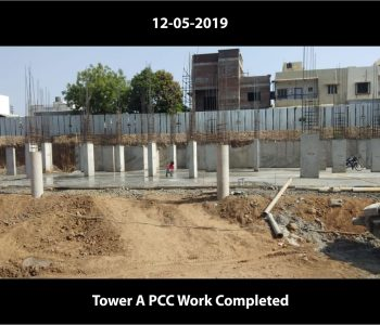 Tower A PCC Work Completed